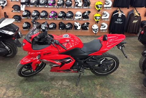 2010 Kawasaki Ninja® 250R in Tyrone, Pennsylvania