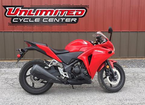 2013 Honda CBR®250R in Tyrone, Pennsylvania