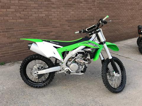2016 Kawasaki KX450F in Tyrone, Pennsylvania - Photo 3