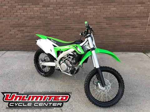 2016 Kawasaki KX450F in Tyrone, Pennsylvania - Photo 1
