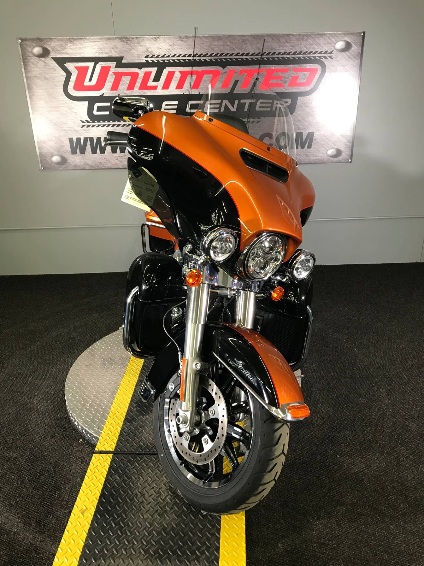 2014 Harley-Davidson Ultra Limited in Tyrone, Pennsylvania - Photo 4
