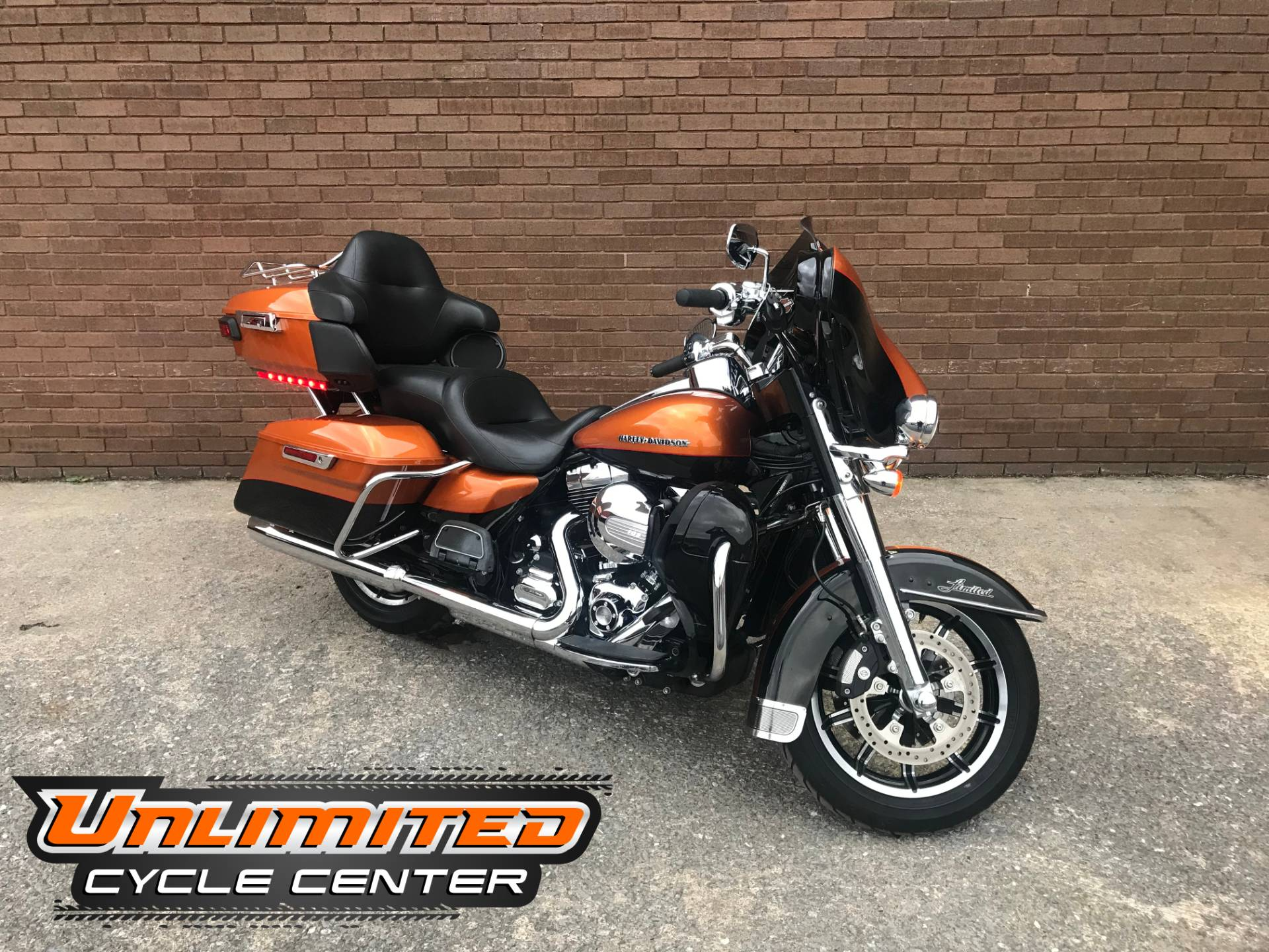 2014 Harley-Davidson Ultra Limited in Tyrone, Pennsylvania - Photo 1