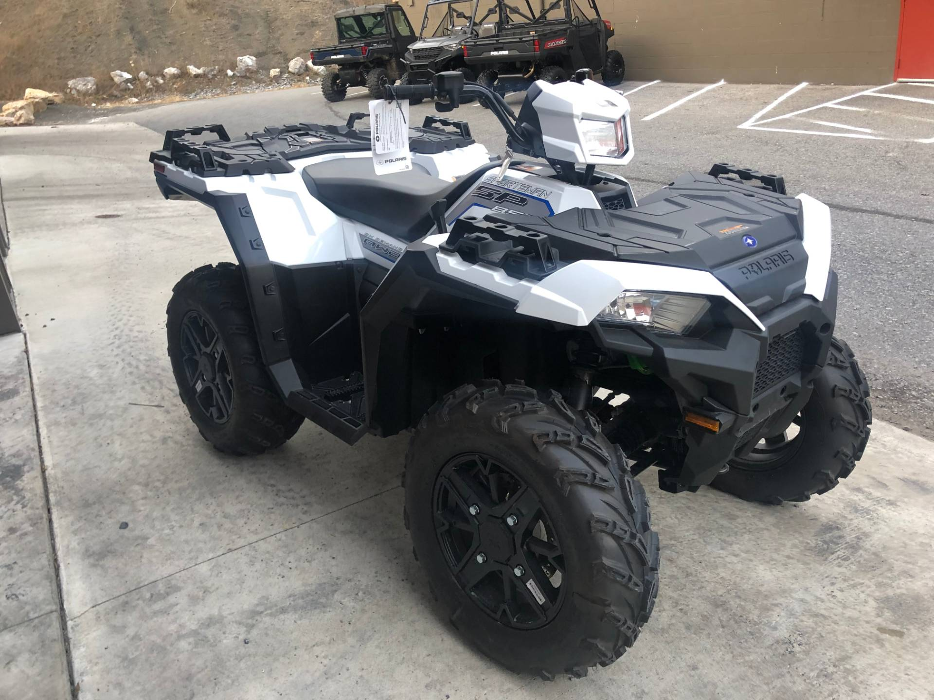 2019 Polaris Sportsman 850 SP in Tyrone, Pennsylvania - Photo 4