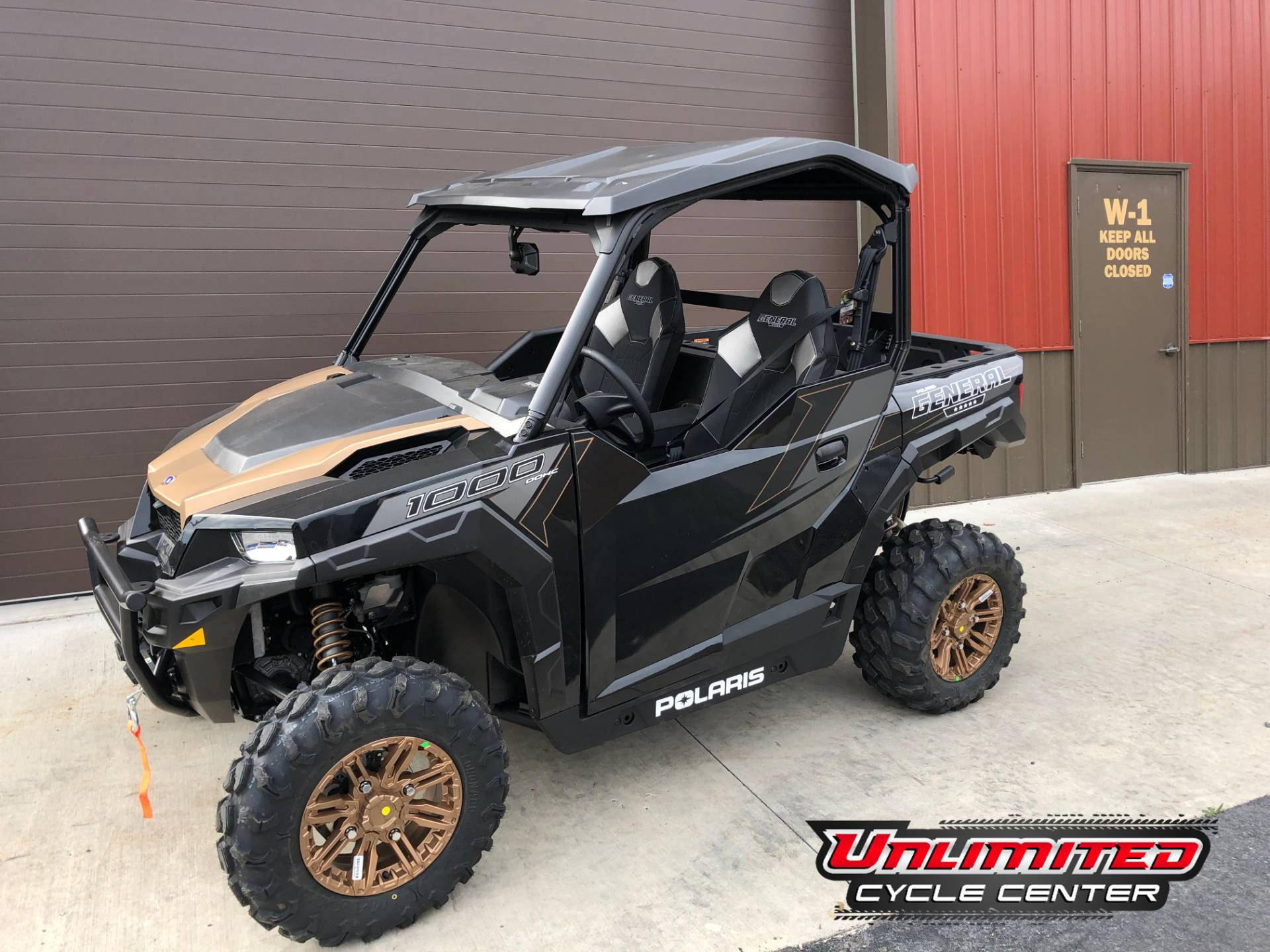 2019 Polaris General 1000 EPS Ride Command Edition in Tyrone, Pennsylvania - Photo 1