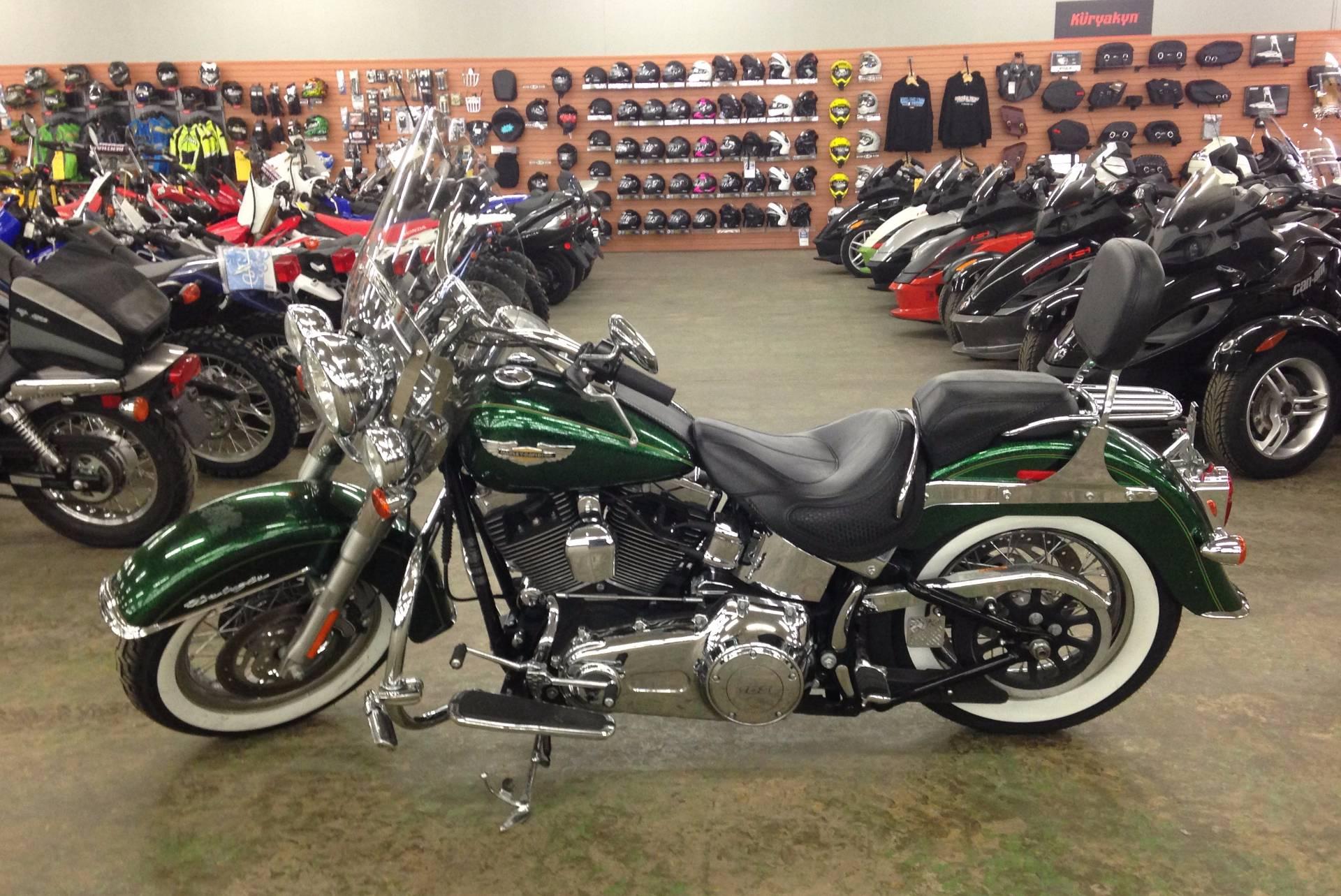 2013 Harley-Davidson Softail® Deluxe in Tyrone, Pennsylvania