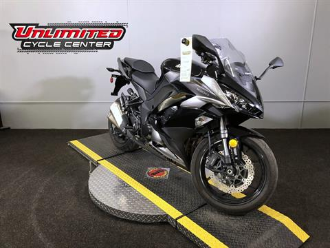 2017 Kawasaki Ninja 1000 ABS in Tyrone, Pennsylvania - Photo 1