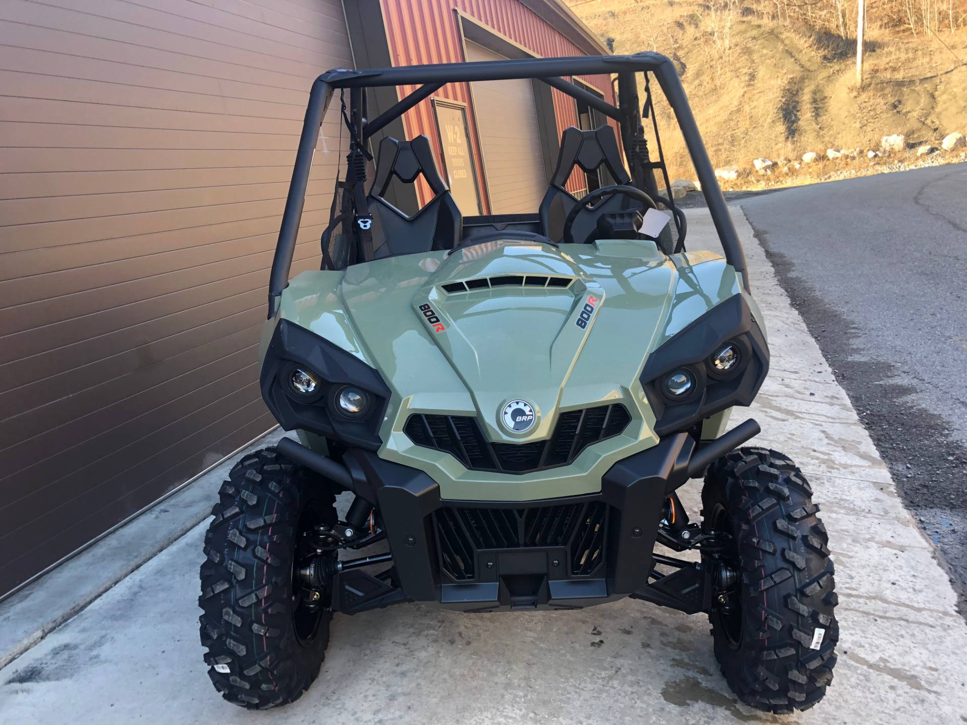 2019 Can-Am Commander DPS 800R in Tyrone, Pennsylvania - Photo 2