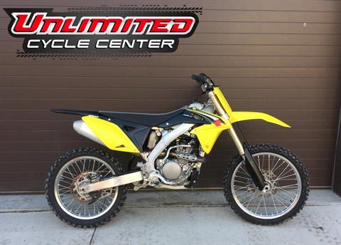 2016 Suzuki RM-Z250 in Tyrone, Pennsylvania
