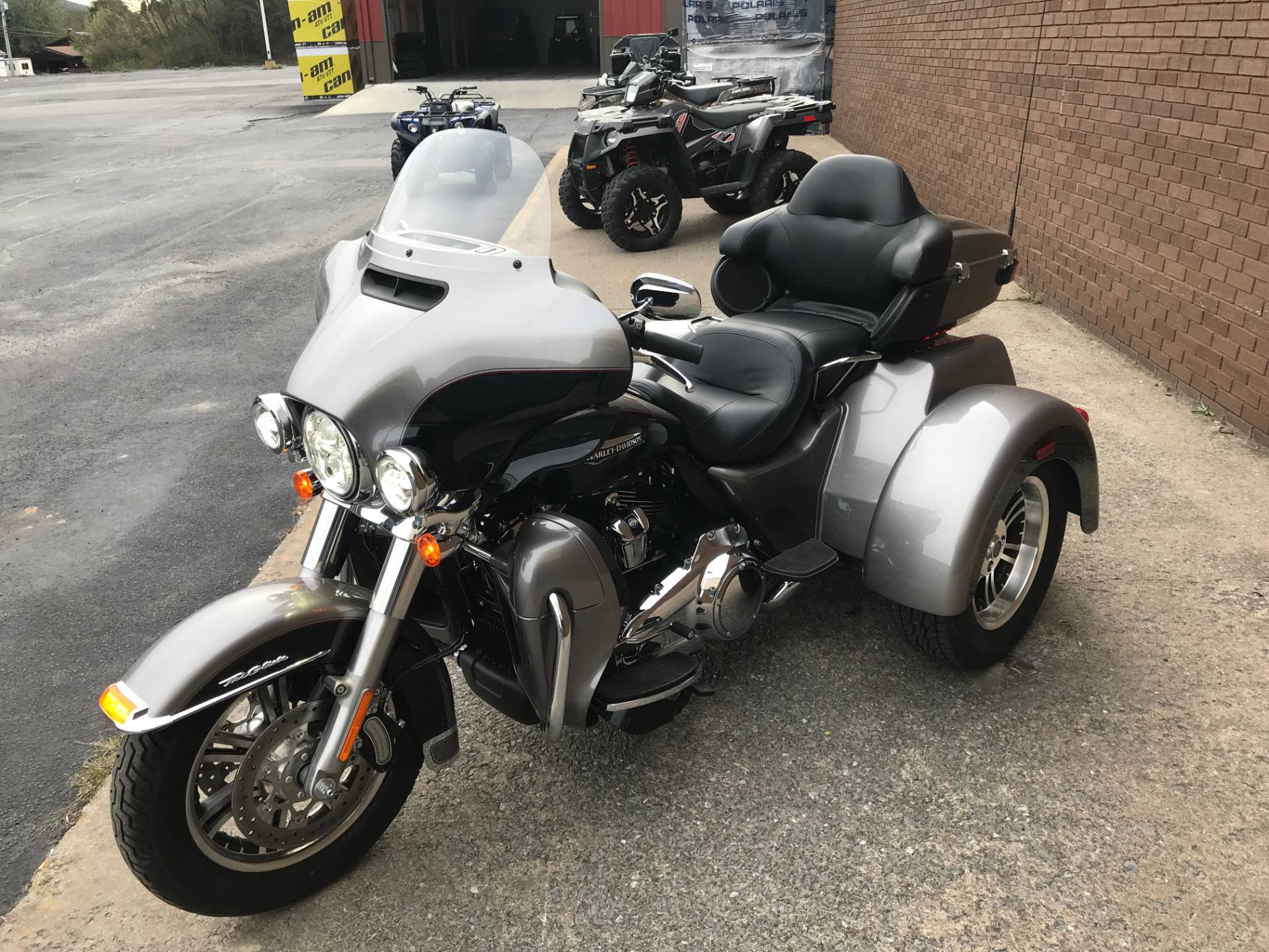 2017 Harley-Davidson Tri Glide® Ultra in Tyrone, Pennsylvania