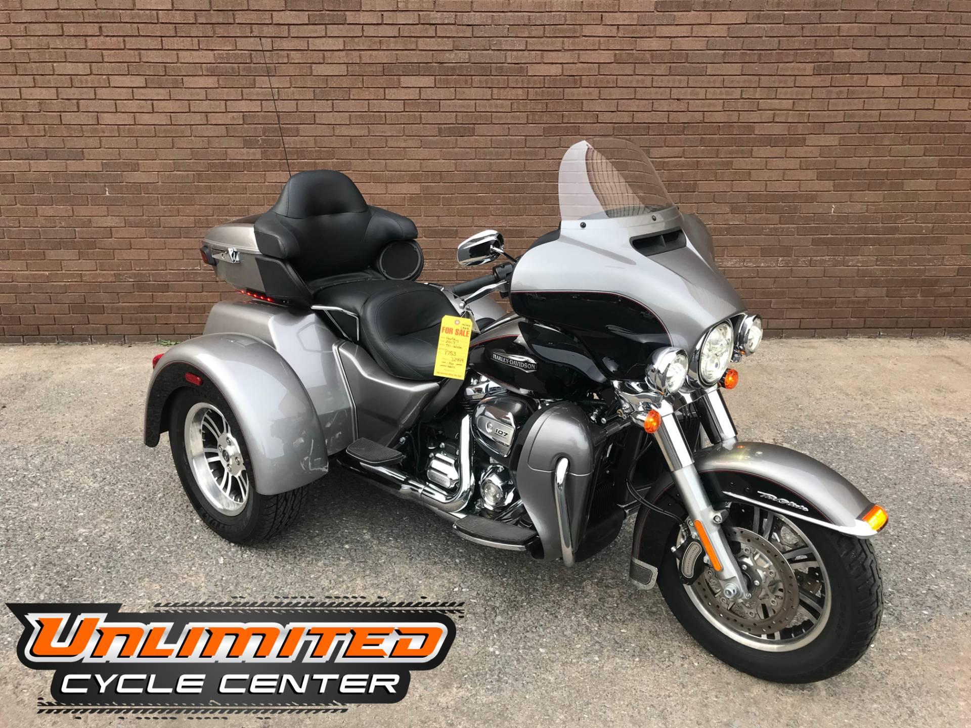 2016 Harley Davidson Tri Glide Ultra Gallery 670252: 2017 Harley-Davidson Tri Glide® Ultra Trikes Tyrone