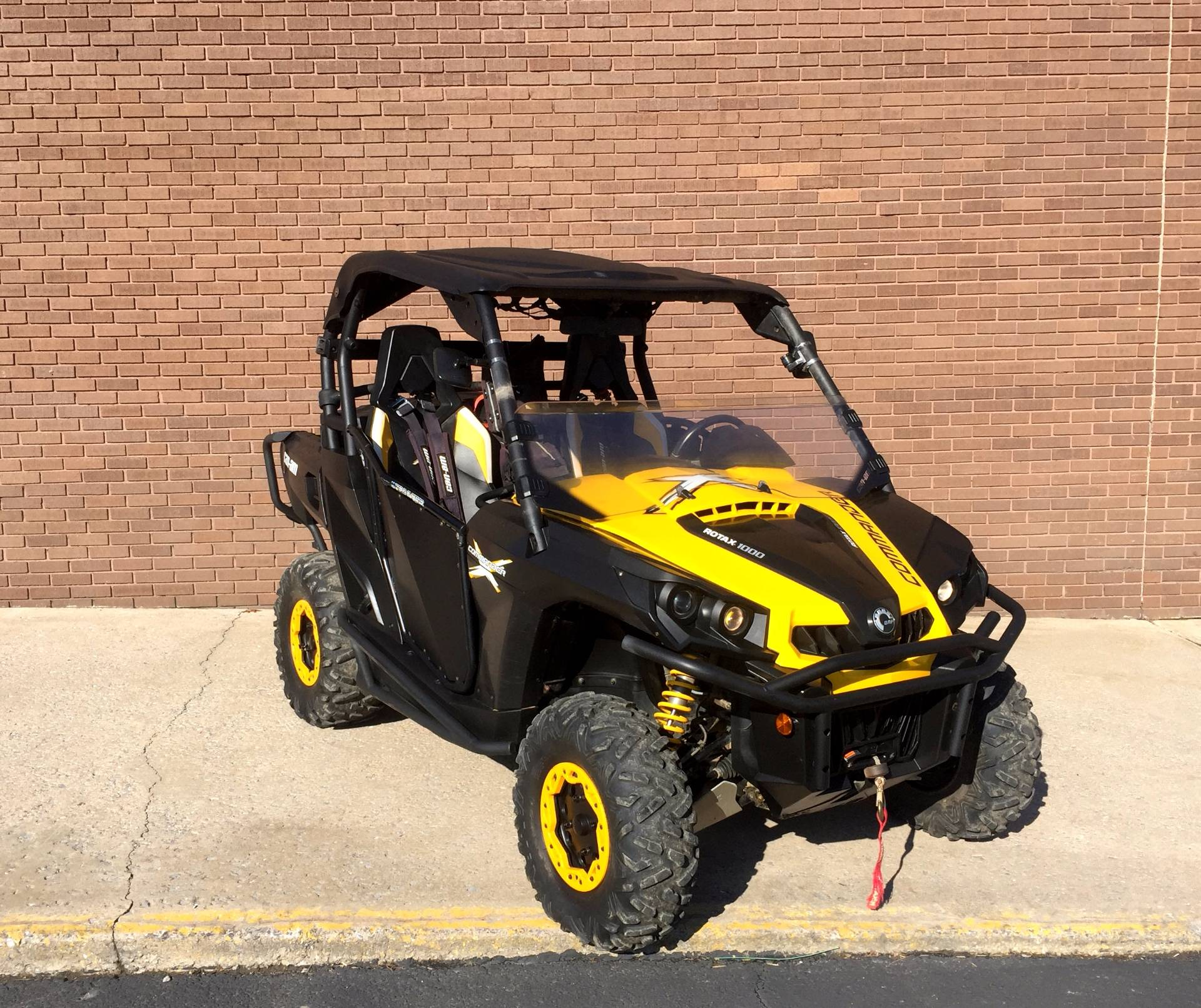 2013 Can-Am Commander™ X® 1000 in Tyrone, Pennsylvania