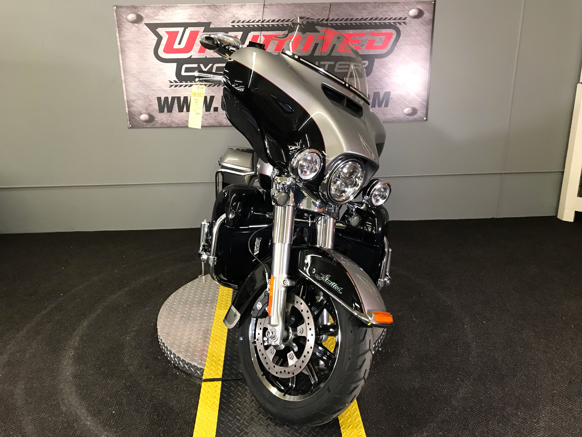 2016 Harley-Davidson Ultra Limited in Tyrone, Pennsylvania - Photo 7