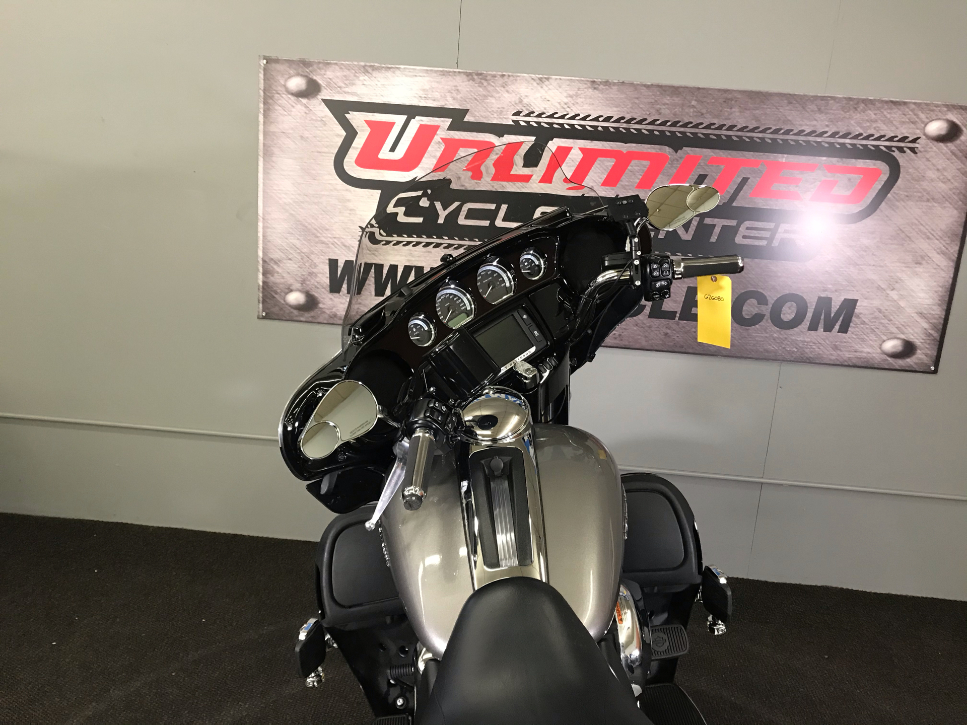 2016 Harley-Davidson Ultra Limited in Tyrone, Pennsylvania - Photo 14