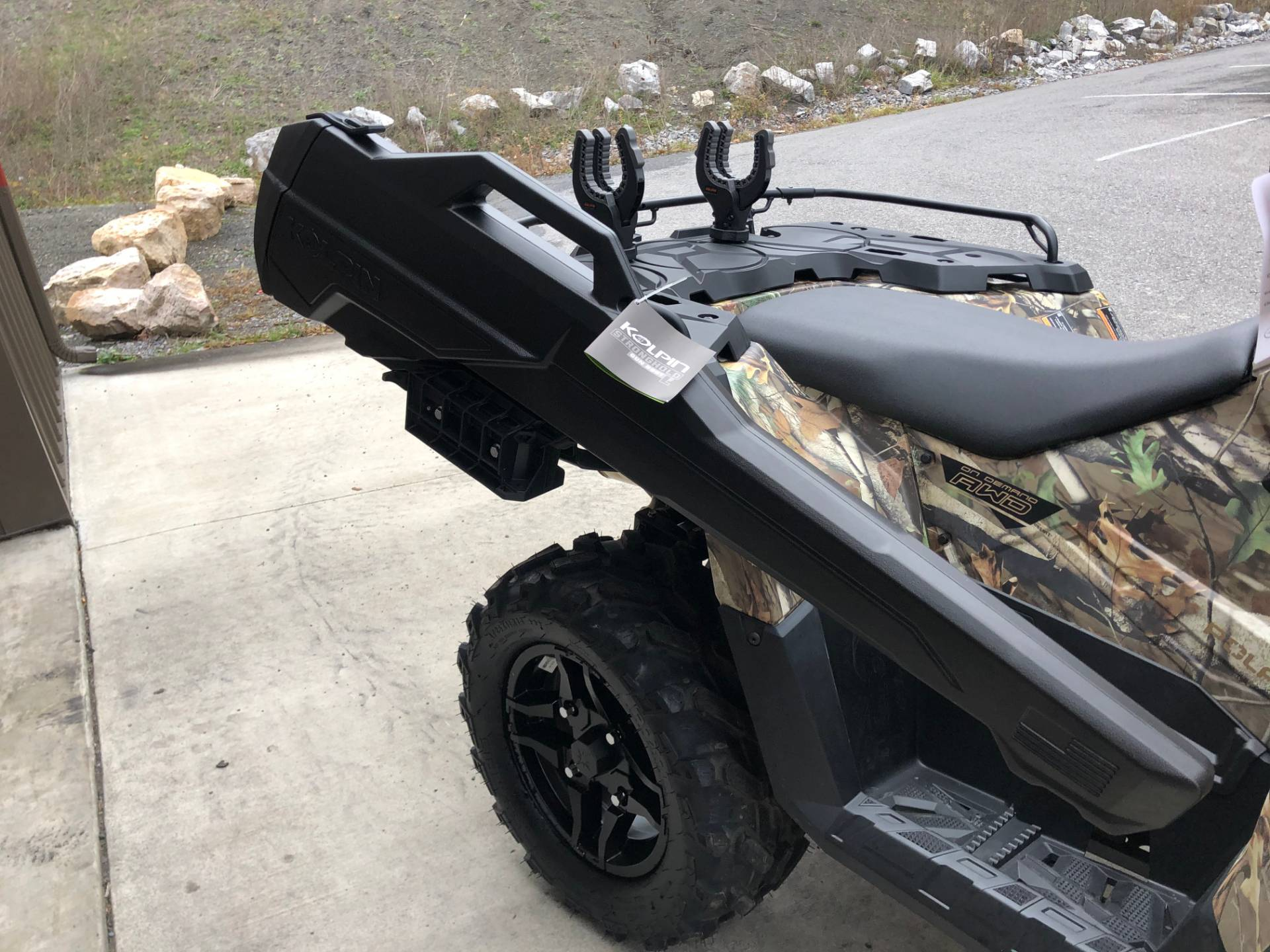 2021 Polaris Sportsman 570 Hunt Edition in Tyrone, Pennsylvania - Photo 7