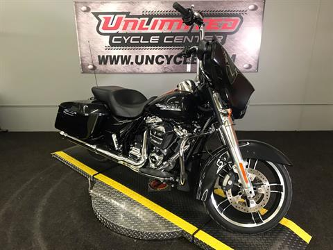 2018 Harley-Davidson Street Glide® in Tyrone, Pennsylvania - Photo 1