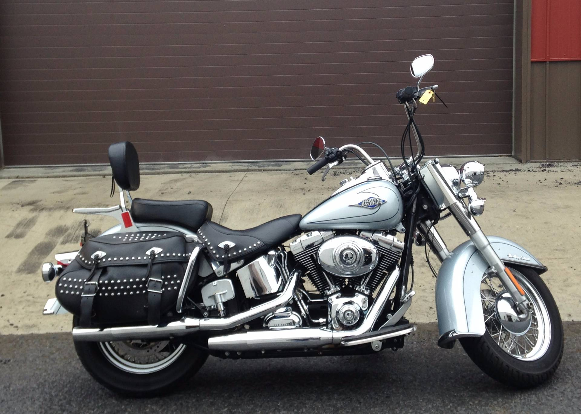 2010 Harley-Davidson Heritage Softail® Classic in Tyrone, Pennsylvania
