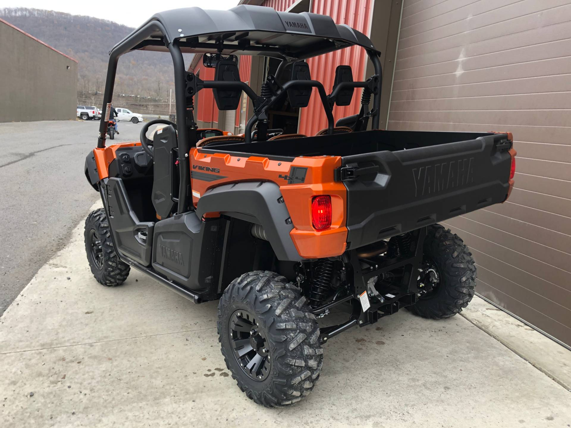 2020 Yamaha Viking EPS Ranch Edition in Tyrone, Pennsylvania - Photo 4
