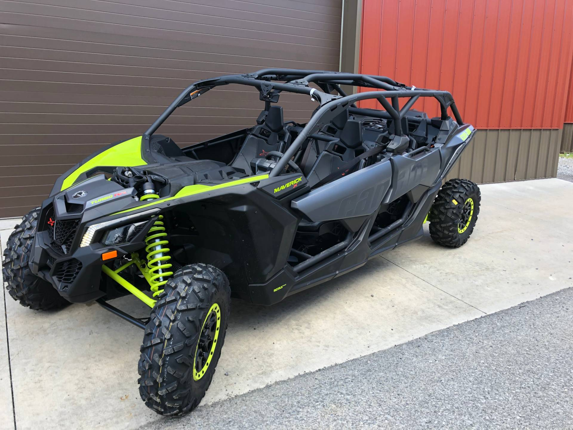 2020 Can-Am Maverick X3 MAX X DS Turbo RR in Tyrone, Pennsylvania - Photo 4