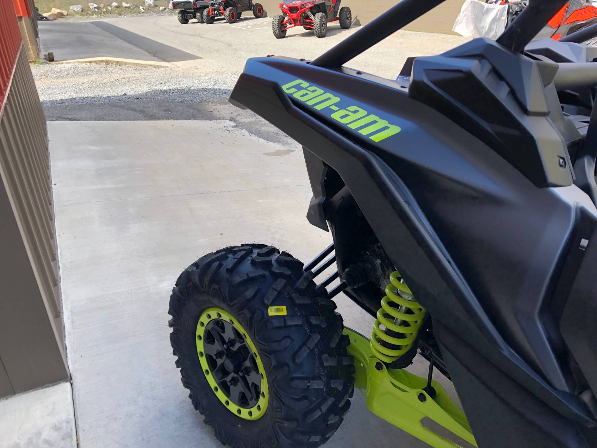 2020 Can-Am Maverick X3 MAX X DS Turbo RR in Tyrone, Pennsylvania - Photo 11