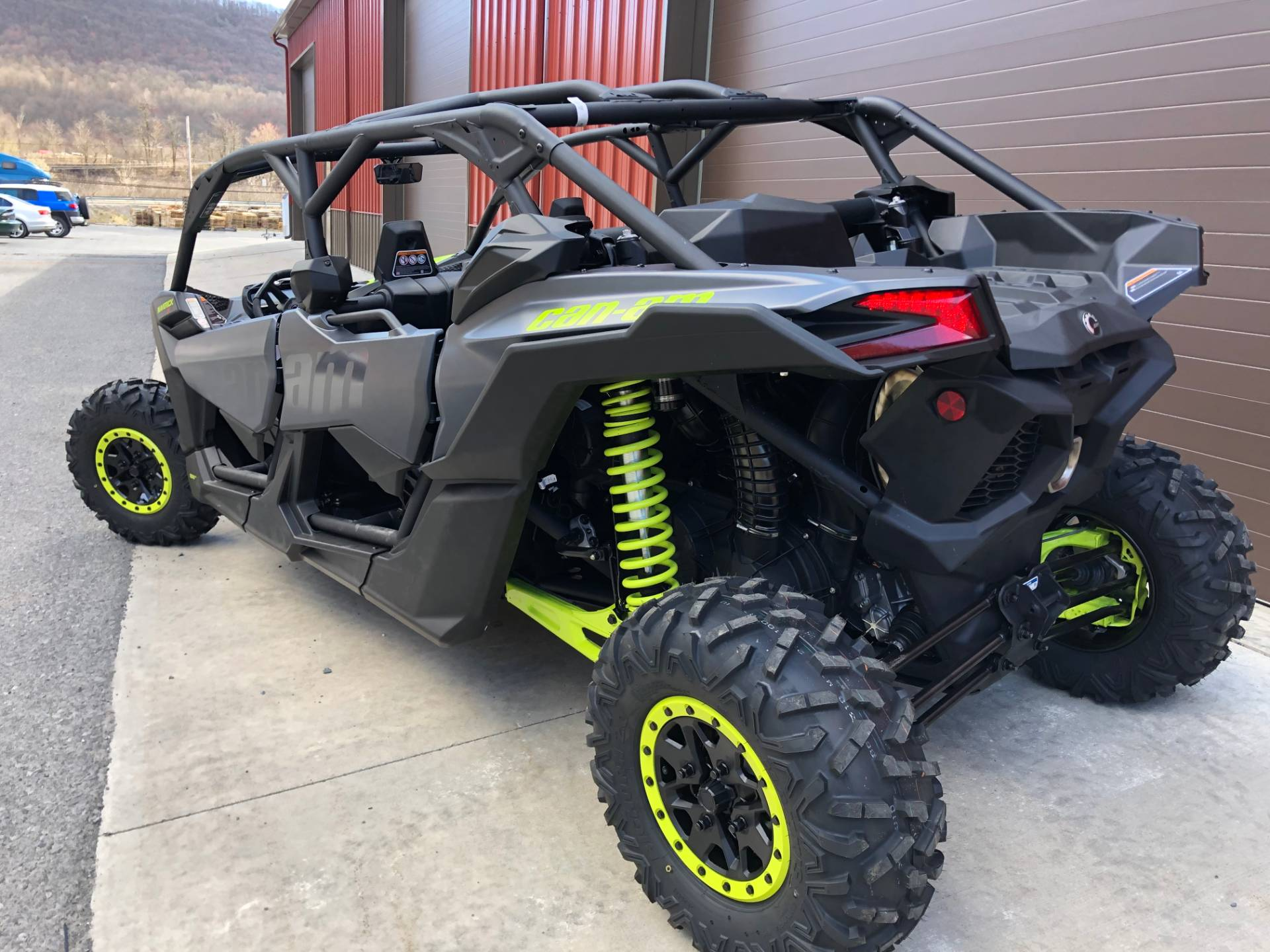 2020 Can-Am Maverick X3 MAX X DS Turbo RR in Tyrone, Pennsylvania - Photo 14
