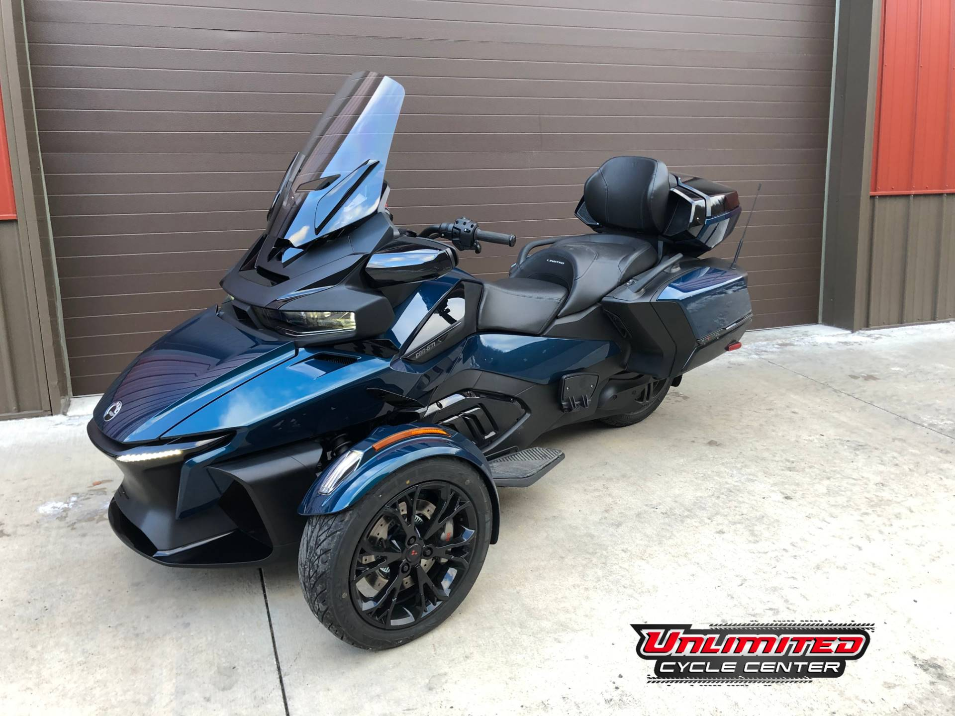 2021 Can-Am SPYDER RT LTD in Tyrone, Pennsylvania - Photo 1