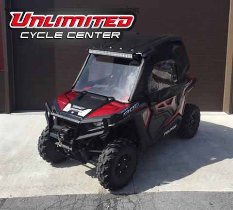 2015 Polaris RZR® 900 EPS in Tyrone, Pennsylvania