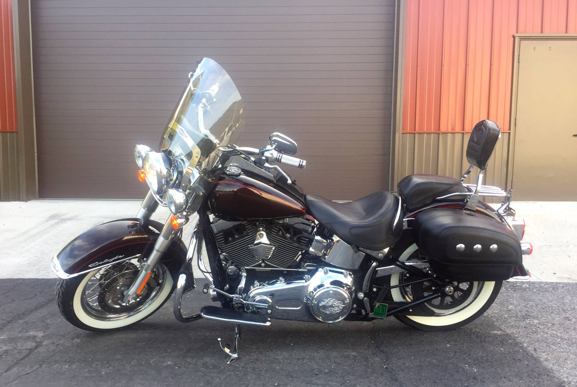 2011 Harley-Davidson Softail® Deluxe in Tyrone, Pennsylvania