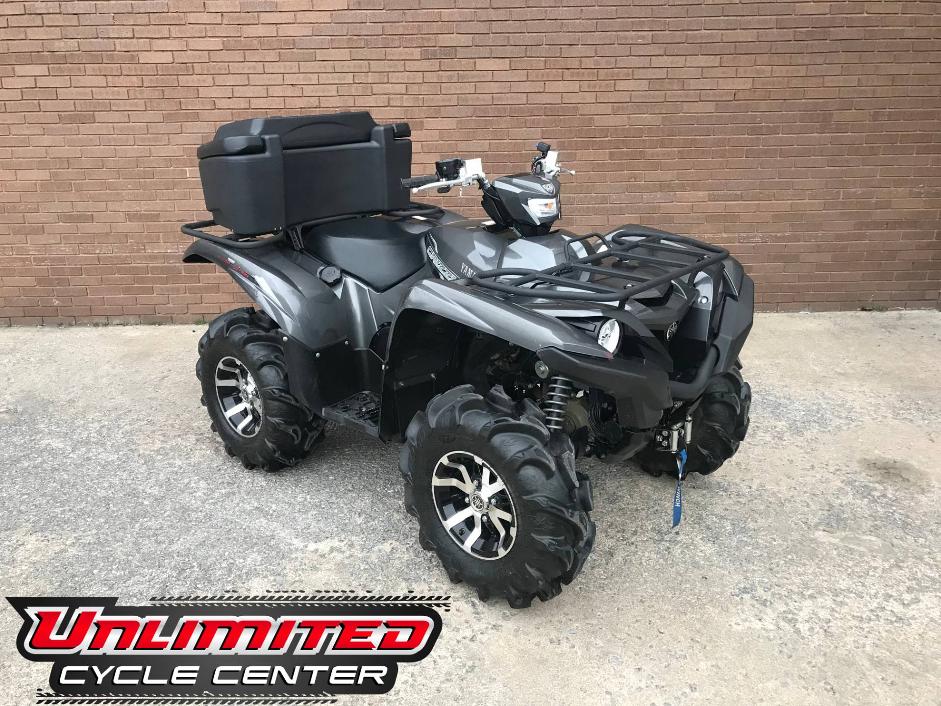 2016 Yamaha Grizzly Eps Se In Tyrone Pennsylvania