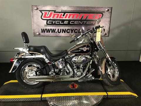 2004 Harley-Davidson FLSTF/FLSTFI Fat Boy® in Tyrone, Pennsylvania - Photo 2