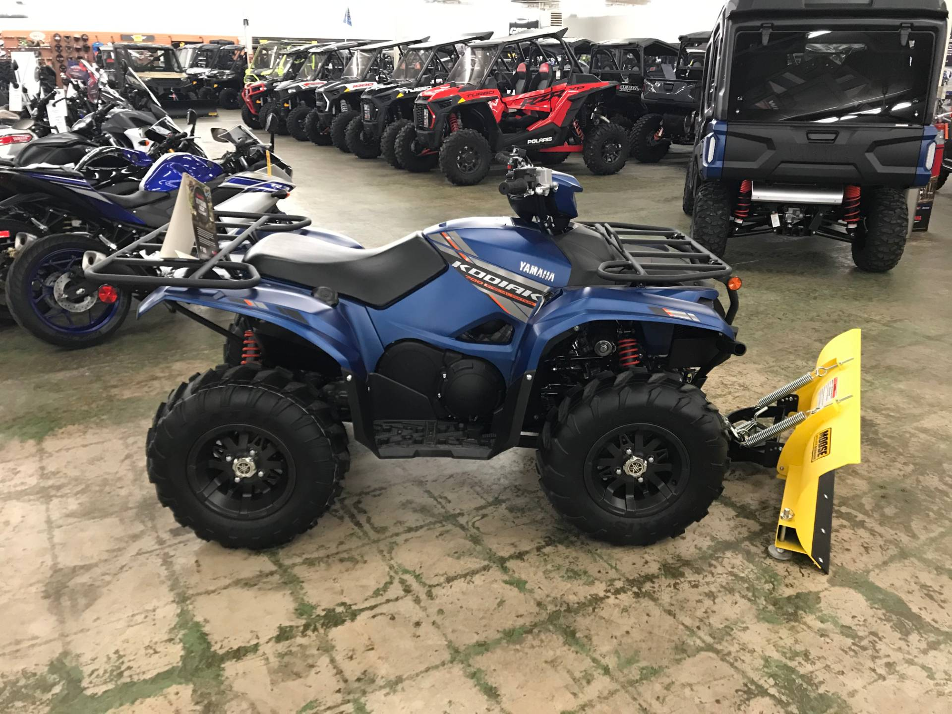 2019 Yamaha Kodiak 700 EPS SE in Tyrone, Pennsylvania - Photo 4