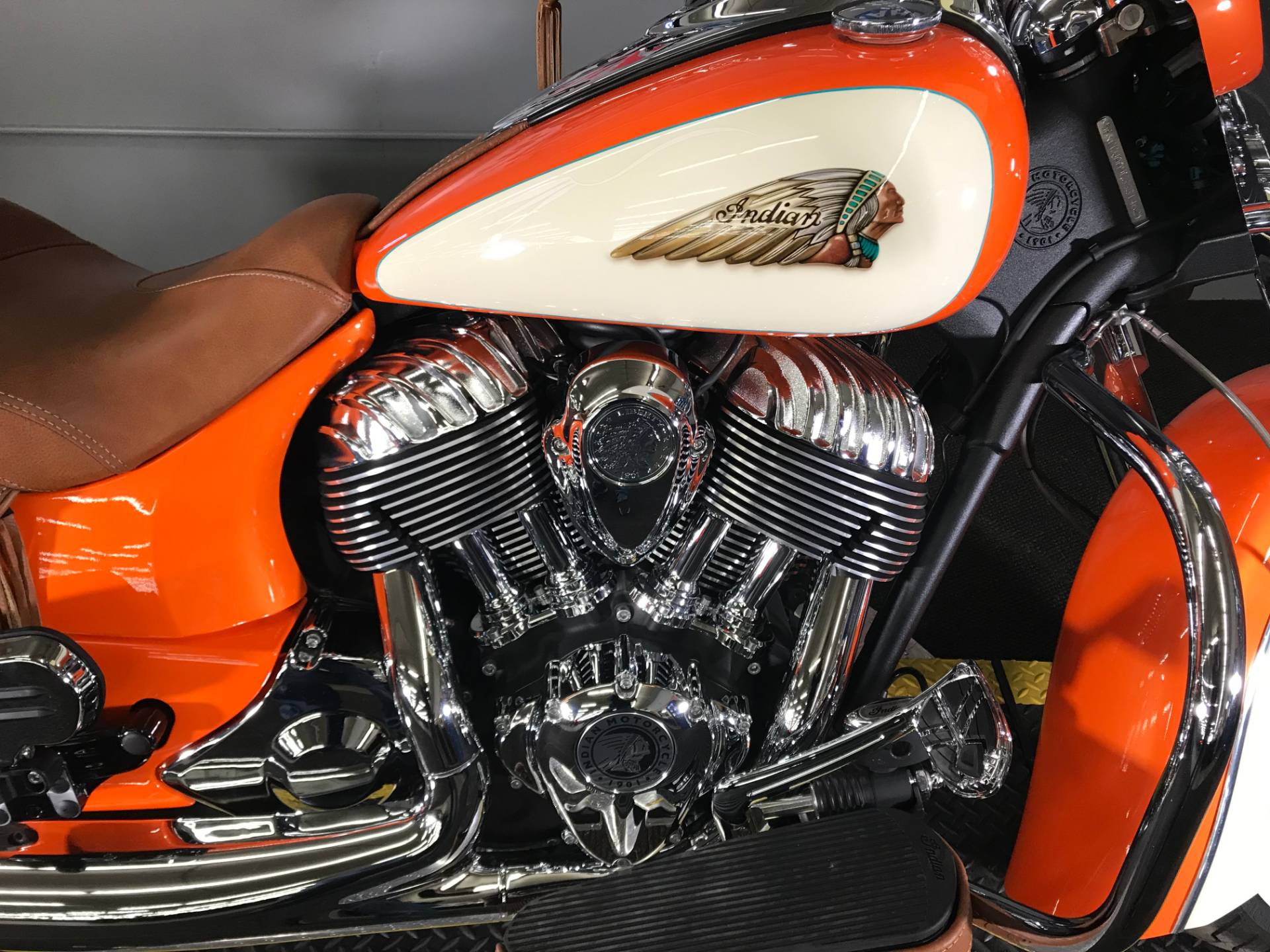 2016 Indian Chief® Vintage in Tyrone, Pennsylvania - Photo 3