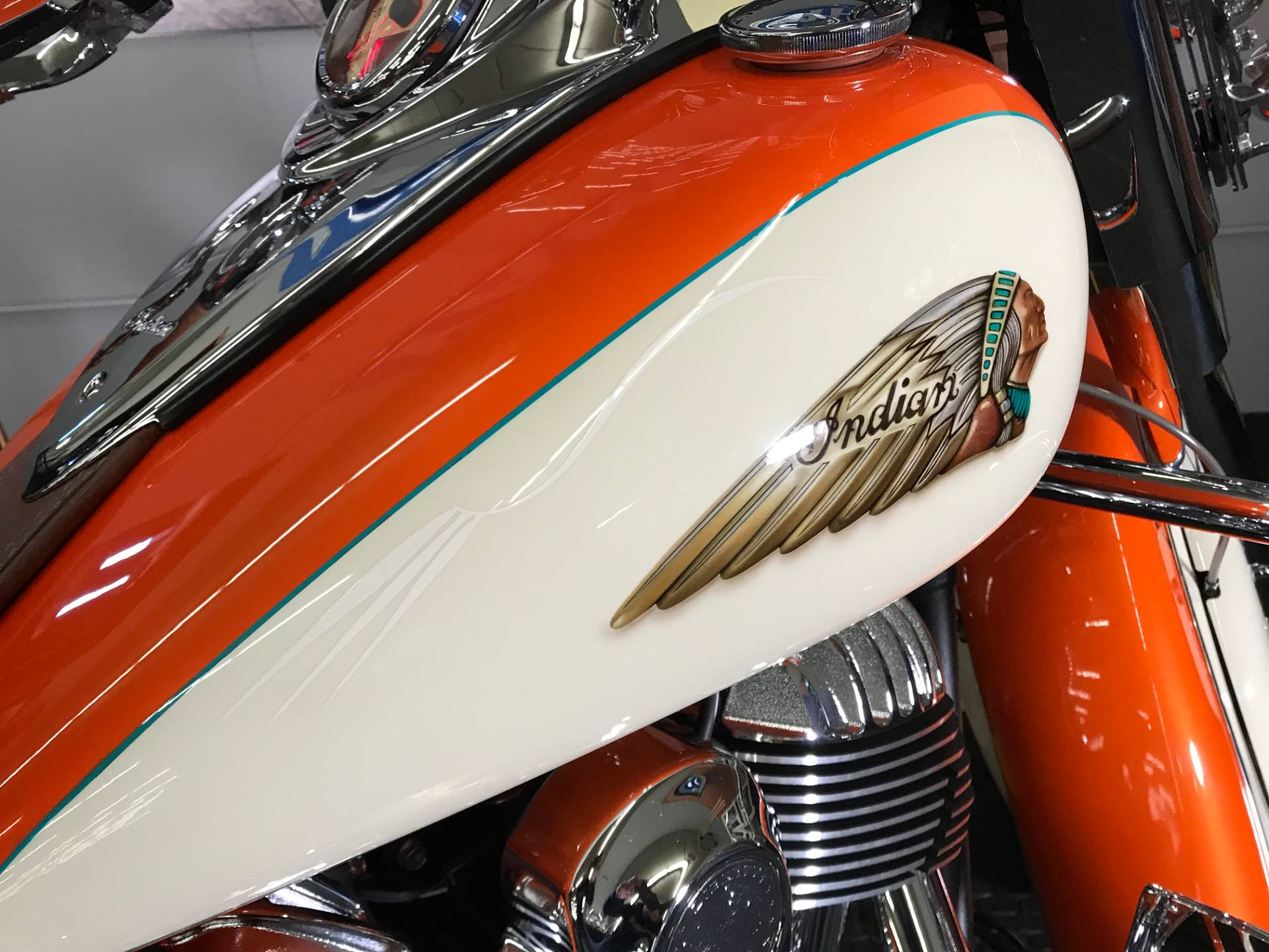 2016 Indian Chief® Vintage in Tyrone, Pennsylvania - Photo 12