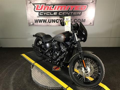 2018 Harley-Davidson Street Bob® 107 in Tyrone, Pennsylvania - Photo 1