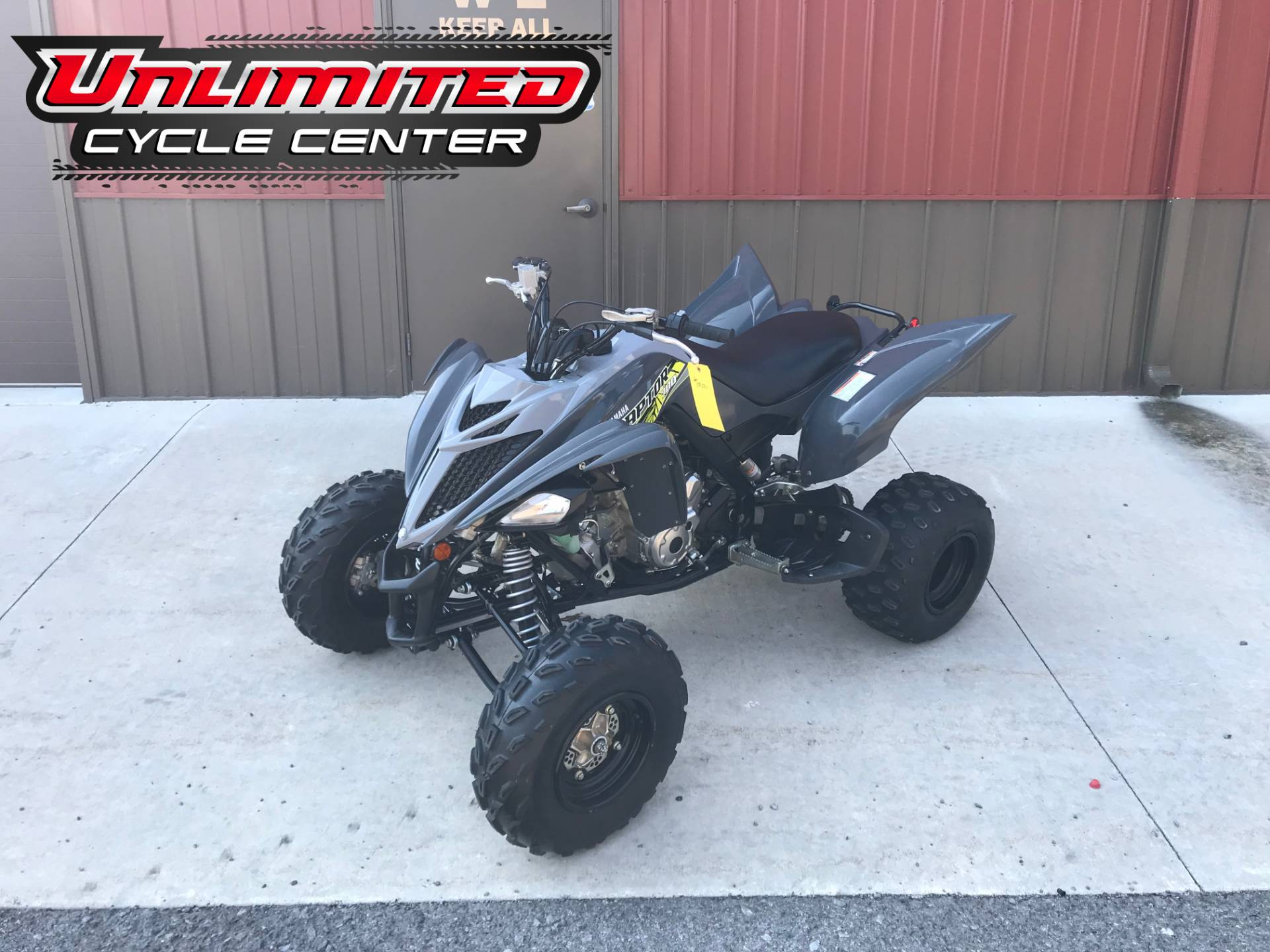 2019 Yamaha Raptor 700 in Tyrone, Pennsylvania - Photo 1