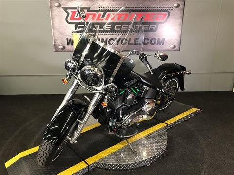 2002 Harley-Davidson FLSTC/FLSTCI Heritage Softail® Classic in Tyrone, Pennsylvania - Photo 8