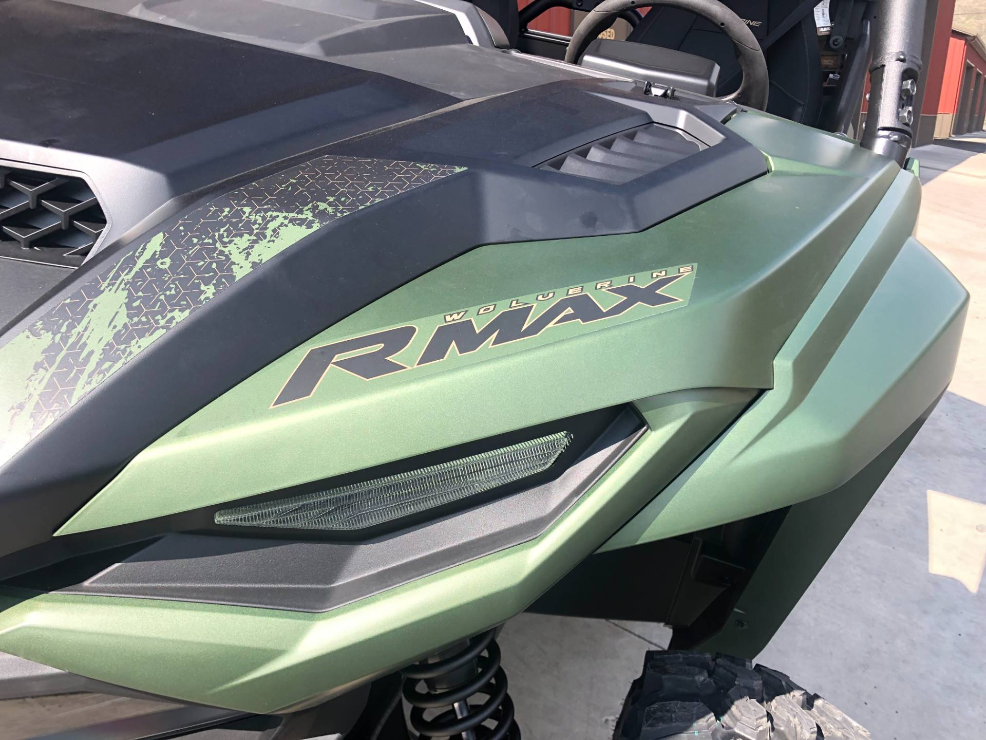 2021 Yamaha Wolverine RMAX2 1000 XT-R in Tyrone, Pennsylvania - Photo 8