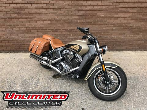 2018 Indian Scout® ABS Icon Series in Tyrone, Pennsylvania