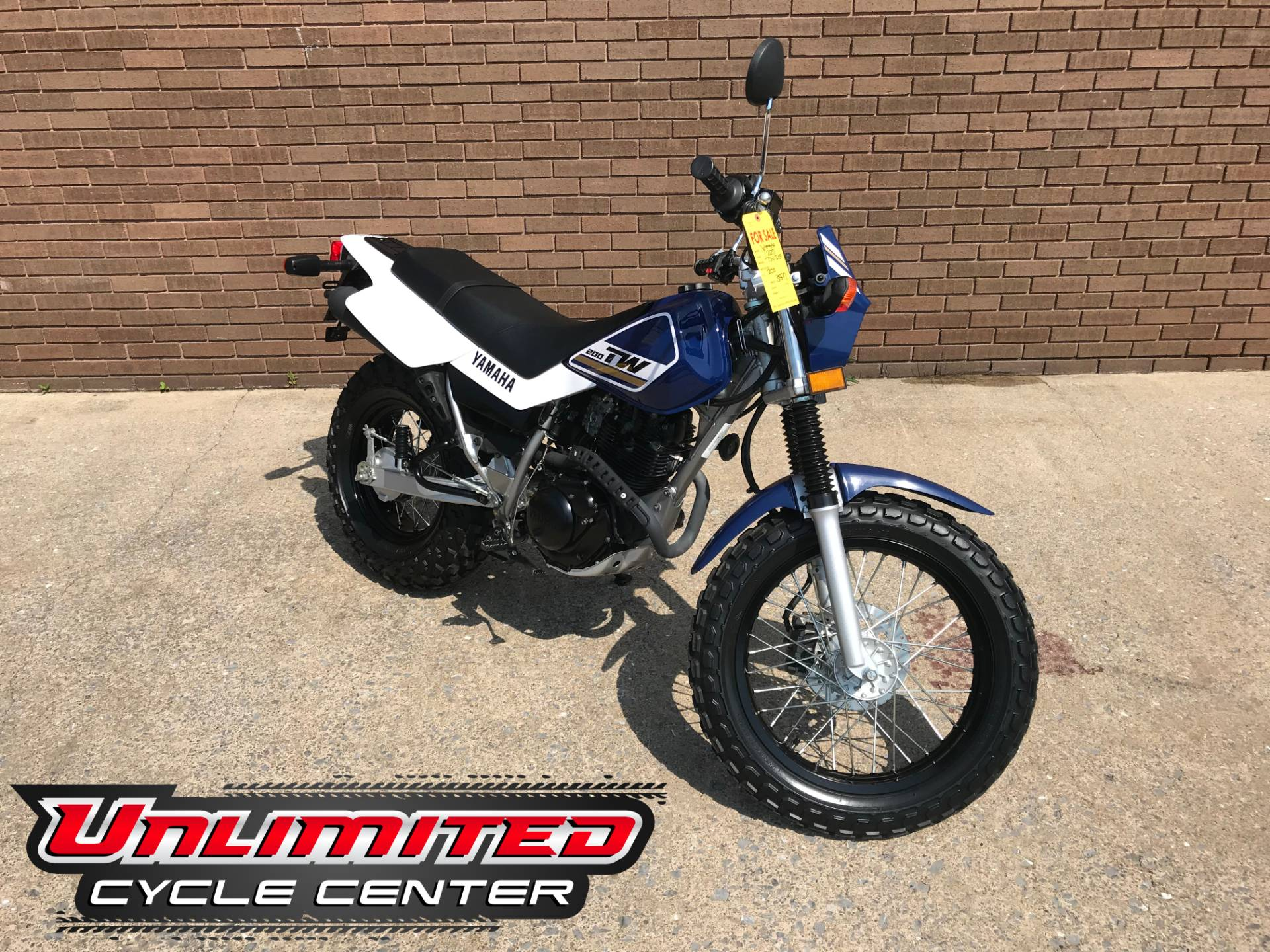 2017 Yamaha TW200 in Tyrone, Pennsylvania