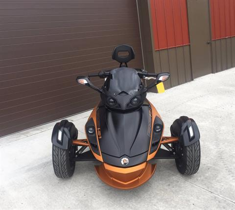 2013 Can-Am Spyder® RS-S SM5 in Tyrone, Pennsylvania