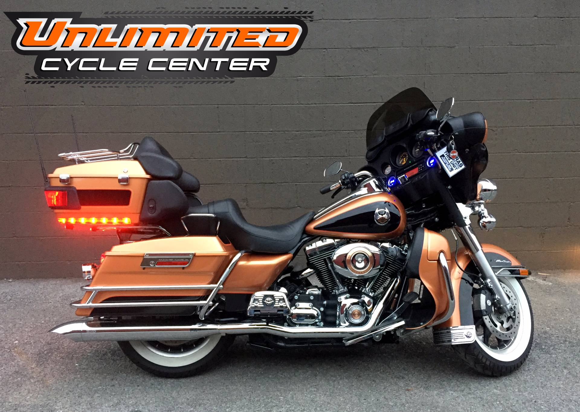 2008 Harley-Davidson Ultra Classic® Electra Glide® in Tyrone, Pennsylvania