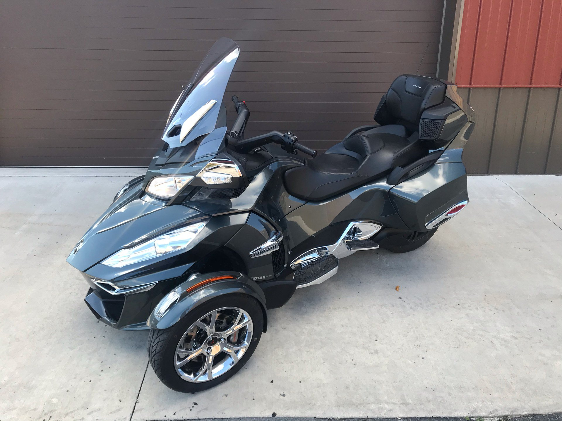 2019 Can-Am Spyder RT Limited in Tyrone, Pennsylvania - Photo 1