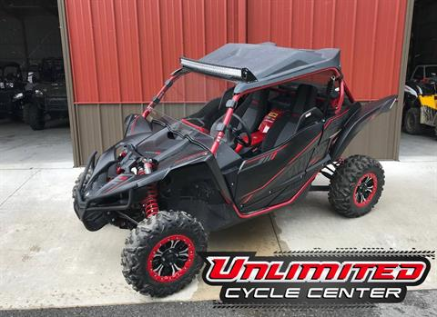2017 Yamaha YXZ1000R SE in Tyrone, Pennsylvania