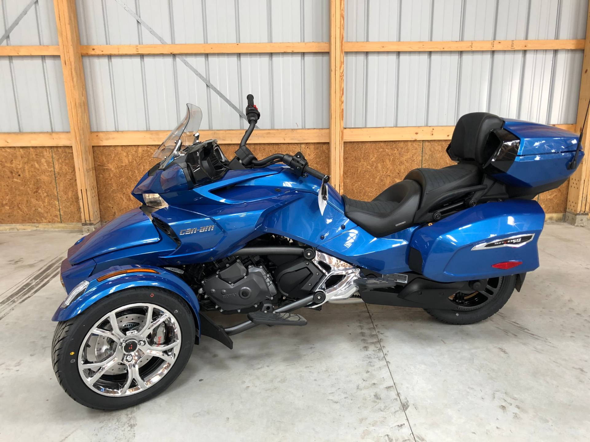 2019 Can-Am Spyder F3 Limited in Tyrone, Pennsylvania - Photo 1