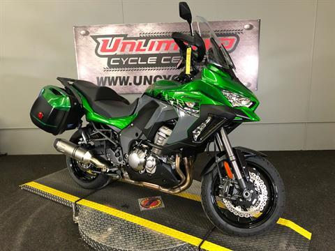 2020 Kawasaki Versys 1000 SE LT+ in Tyrone, Pennsylvania - Photo 1