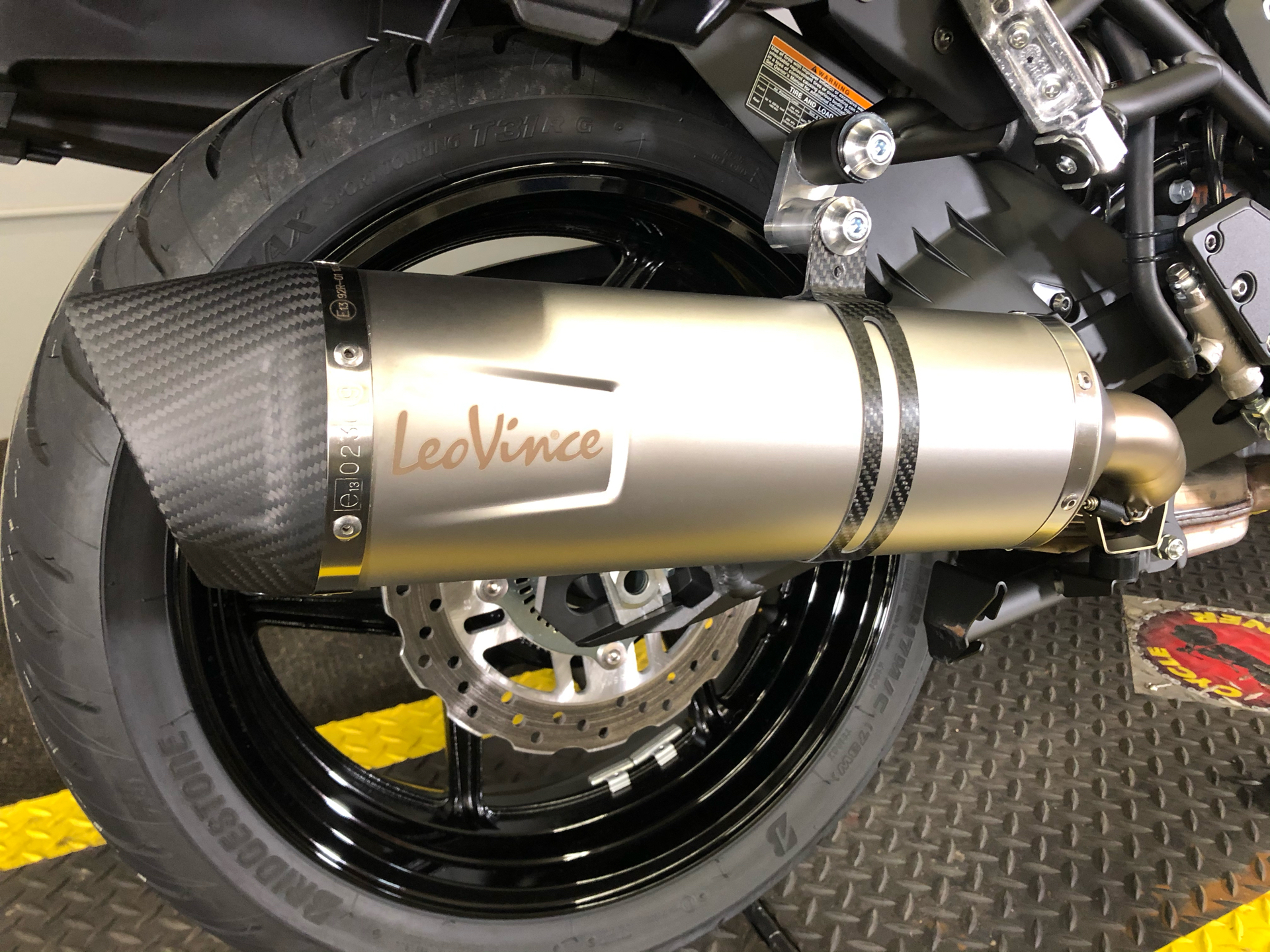 2020 Kawasaki Versys 1000 SE LT+ in Tyrone, Pennsylvania - Photo 3