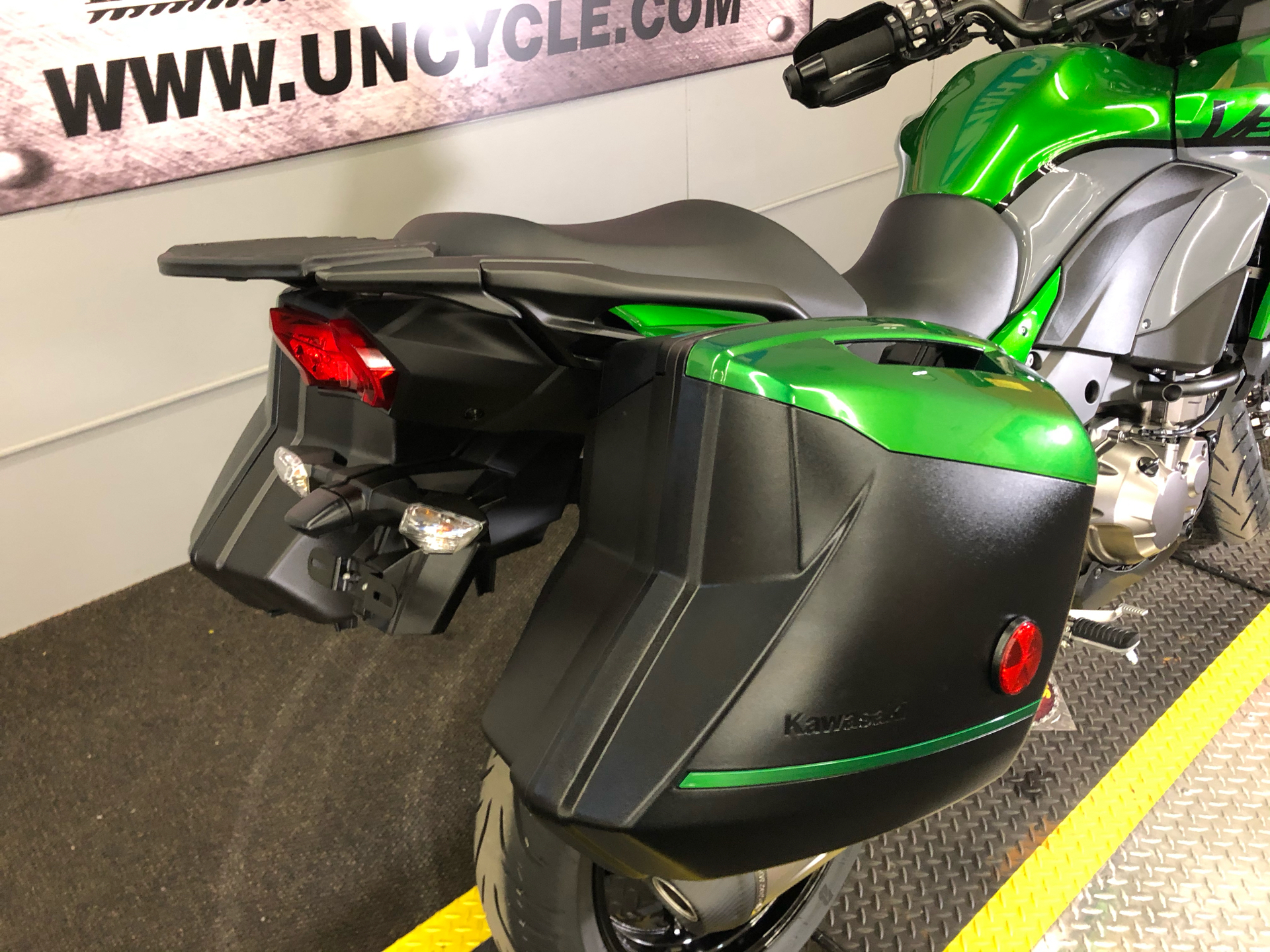 2020 Kawasaki Versys 1000 SE LT+ in Tyrone, Pennsylvania - Photo 4