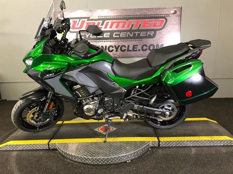 2020 Kawasaki Versys 1000 SE LT+ in Tyrone, Pennsylvania - Photo 5