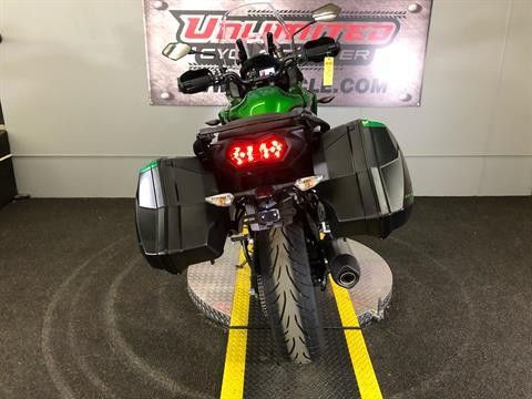 2020 Kawasaki Versys 1000 SE LT+ in Tyrone, Pennsylvania - Photo 11