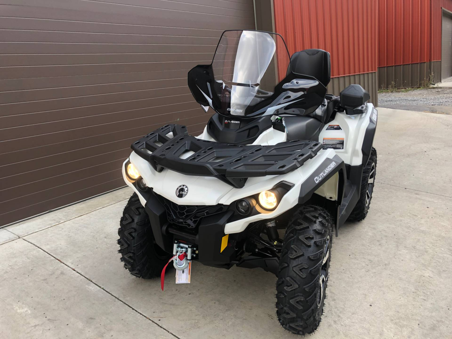 2020 Can-Am Outlander Max North Edition 850 in Tyrone, Pennsylvania - Photo 2