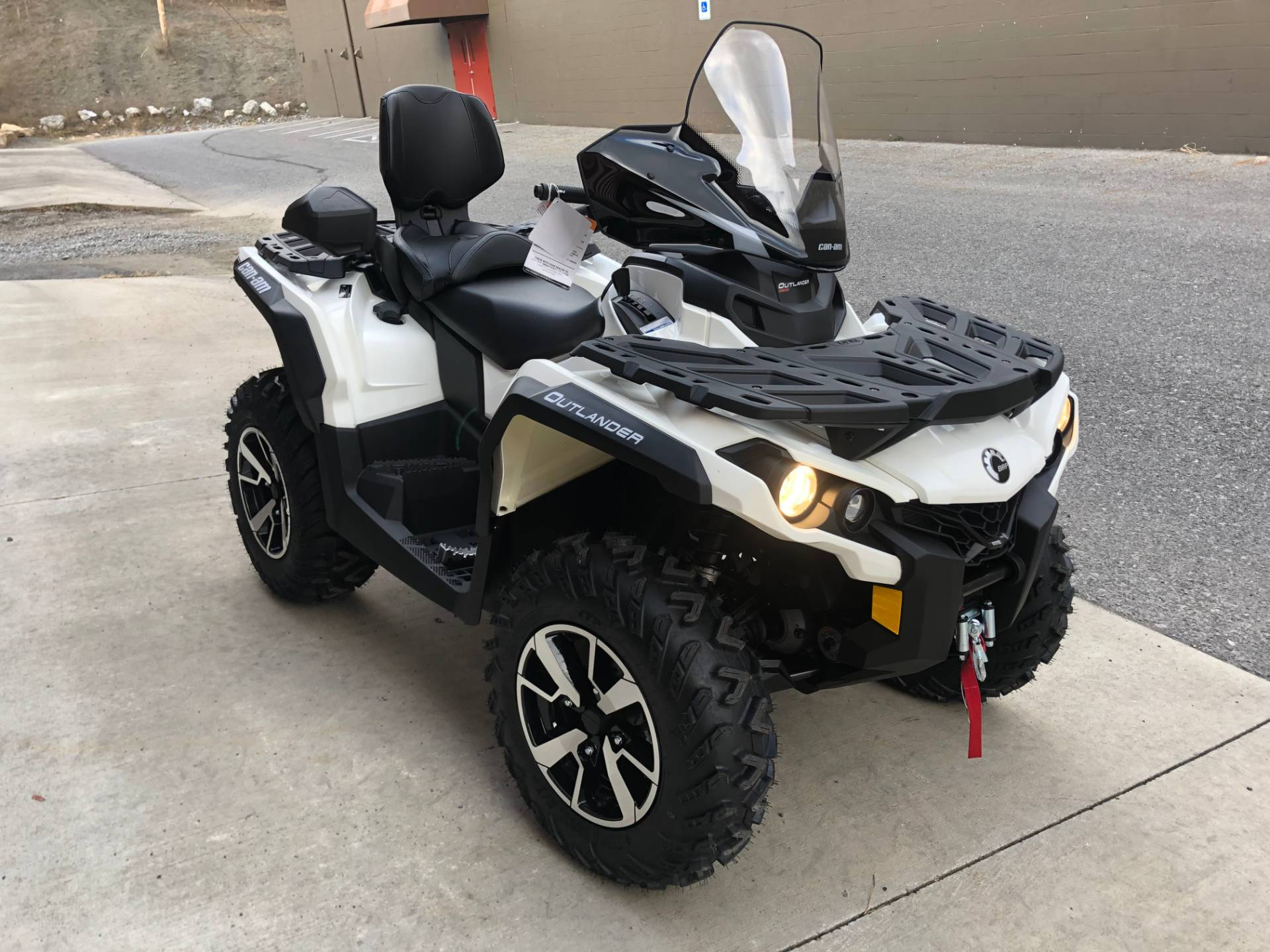 2020 Can-Am Outlander Max North Edition 850 in Tyrone, Pennsylvania - Photo 3